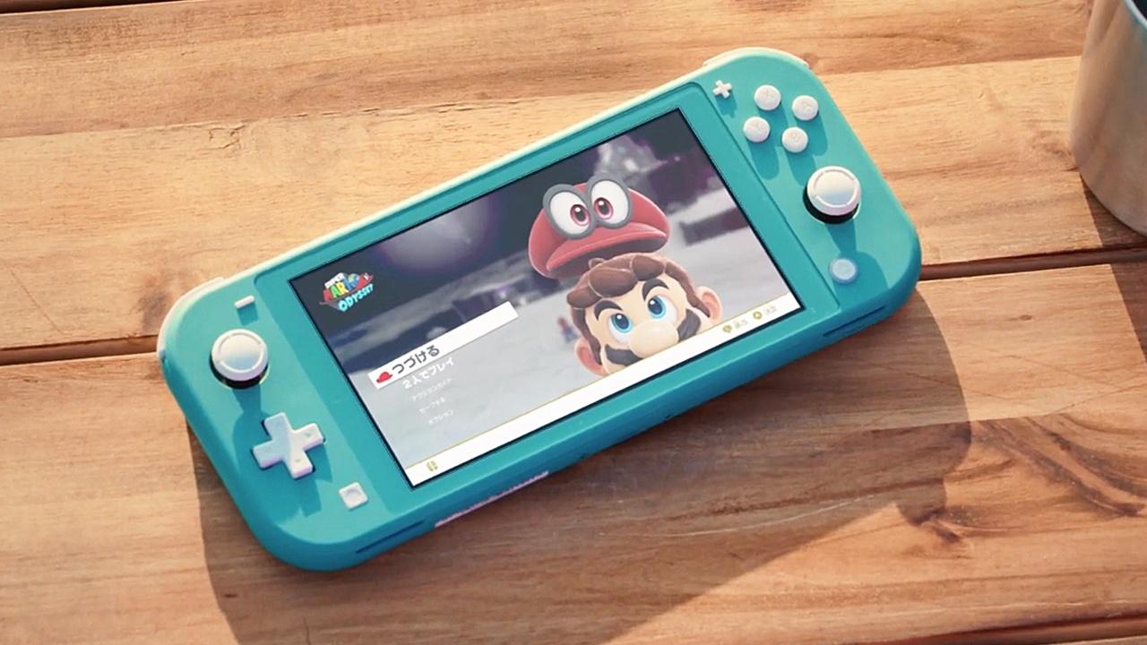 Nintendo Switch Lite anunciada, precios y características