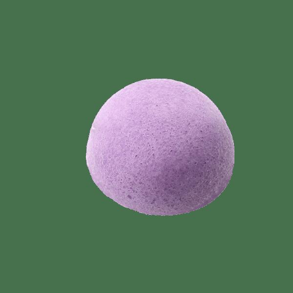 Eponge Konjac DBS à la violette