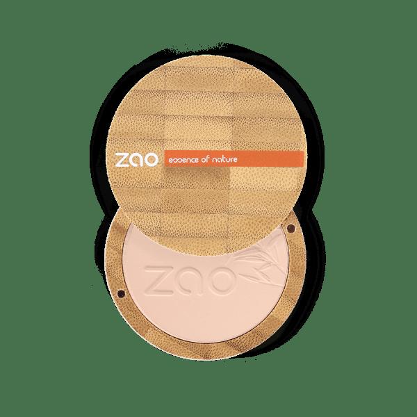 Poudre compacte Zao Capuccino 304