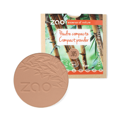 Recharge Poudre Compacte – Chocolat au Lait 305