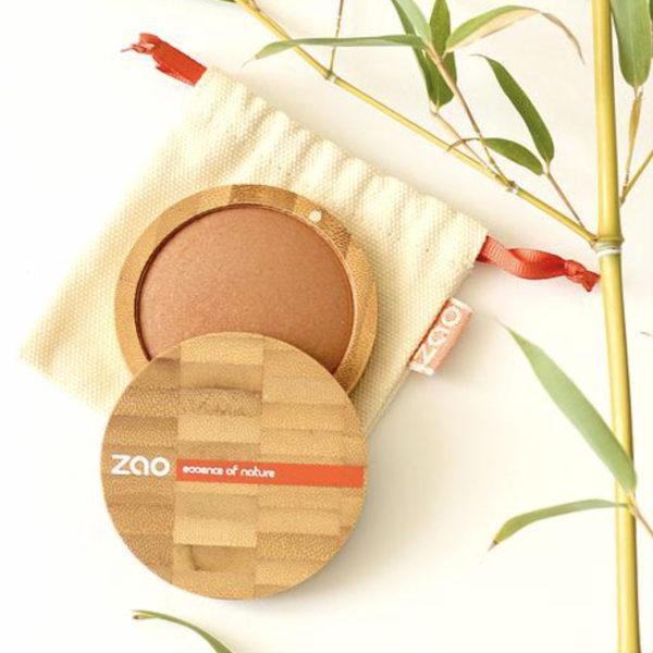 Terre Cuite Minérale Zao Makeup