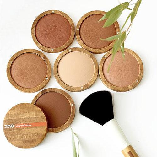 Terre Cuite Minérale Zao Makeup insta