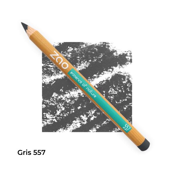 Crayon bio yeux Zao Makeup Gris 557