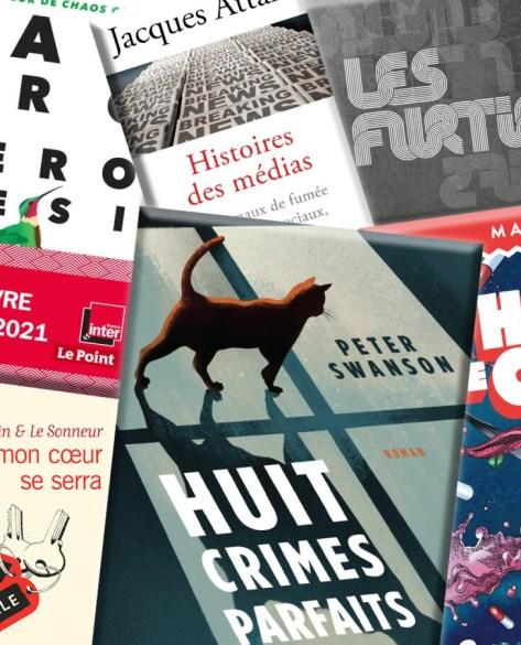 La News des livres – (Volume 16)