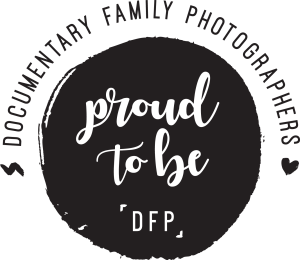 Proud to be Documentary Family Photographer