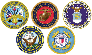 military branches us