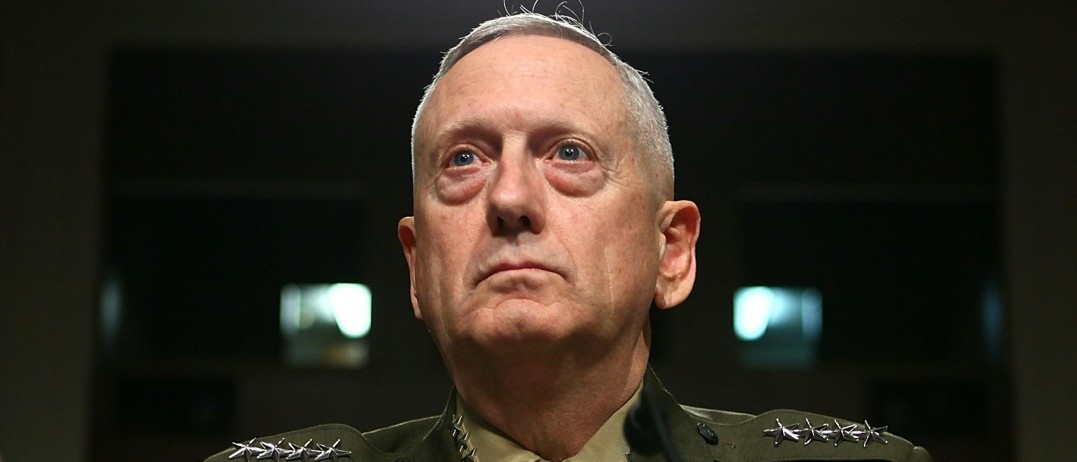 Introducing a Presidential Candidate James Mattis to Your Civilian Friends