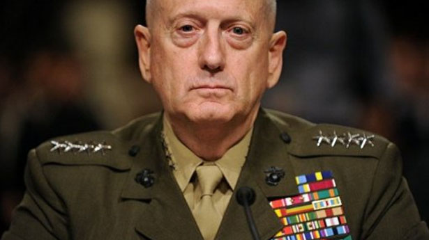 Top 5 Reasons General Mattis Should be Secretary of Defense