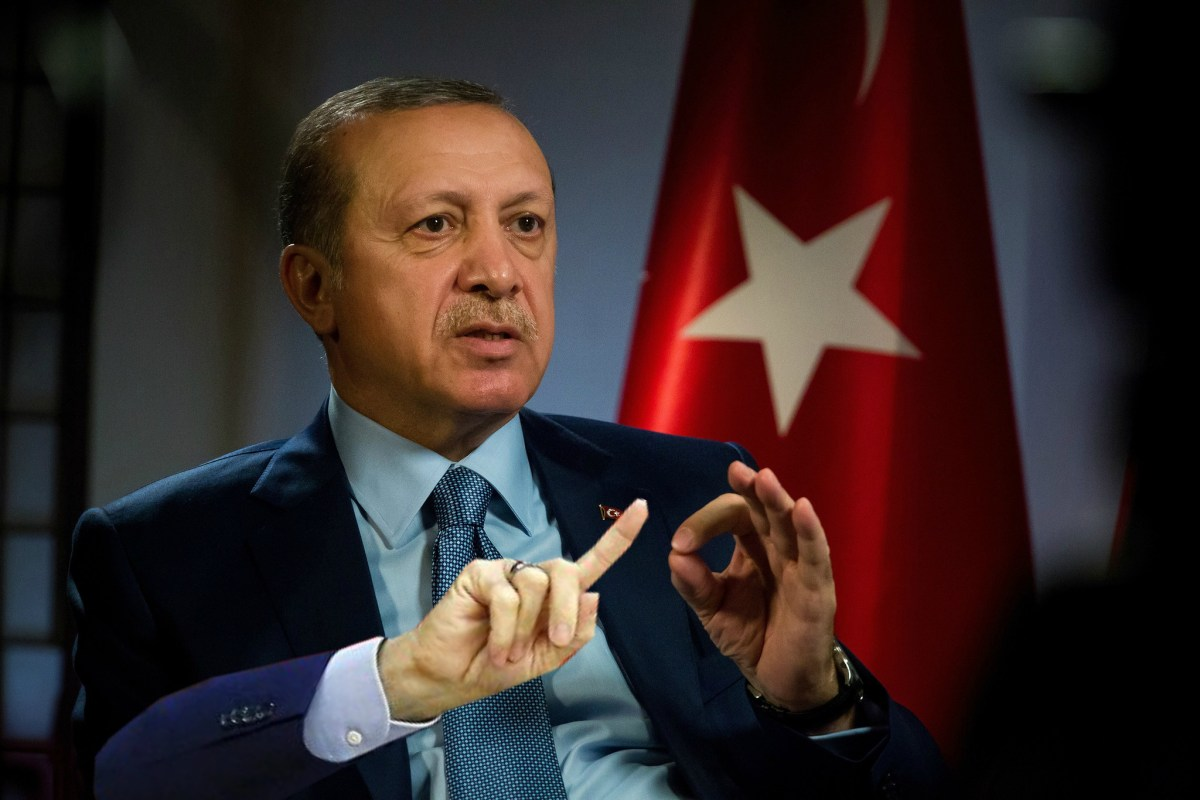 Did Turkey's President Just Tell Muslims to Out Breed Europeans?