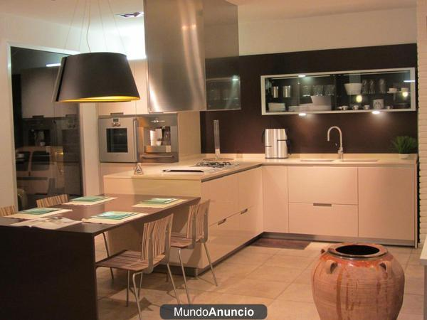 Cocina de alta gama Modelo SANTOS LIQUIDACIN 306217