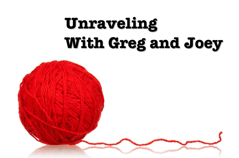 Episode 14: Greg's Not Wearing Any Pants. Avert Your Eyes, Children!
