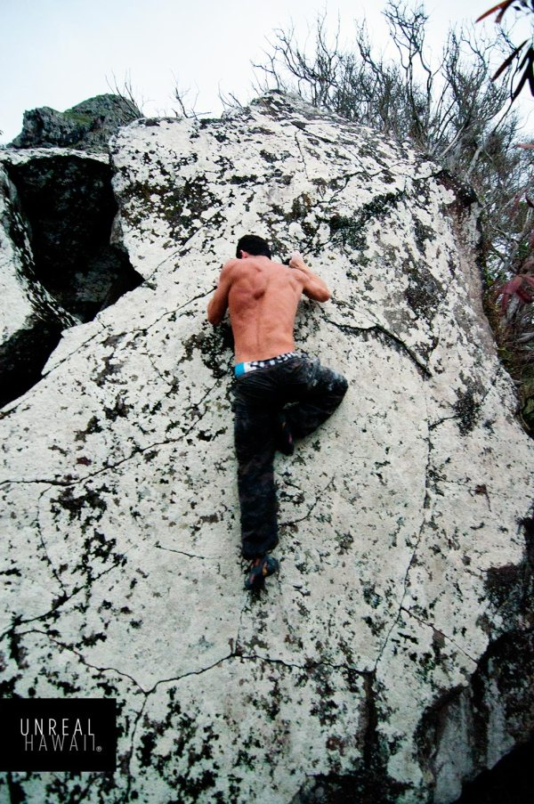 Bouldering In Hawaii