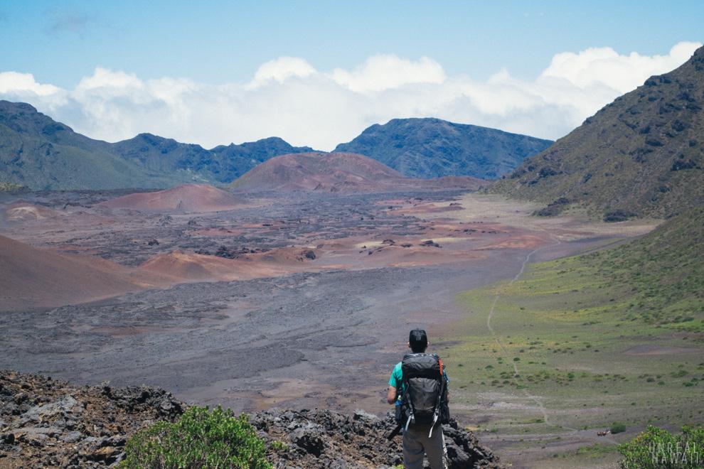 Backpacking Haleakala Day 1 Hike To Palik Cabin