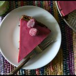 Peanut Butter Creme Raspberry Chiffon Pie An Unrefined Vegan