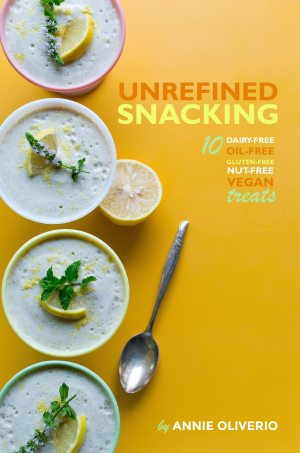 Unrefined Snacking Ebook Cover Image