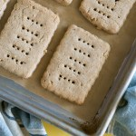 Gluten-free Almond-Vanilla Shortbread by Unrefined Vegan