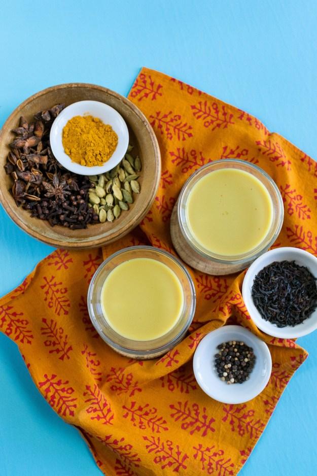 Golden Milk by Unrefined Vegan