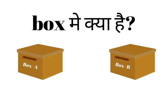 Newcomb's Paradox In Hindi