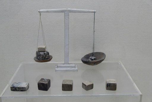 Harappan Indus Valley Balance And Weights