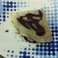 Crepe de Chocolate y Nueces