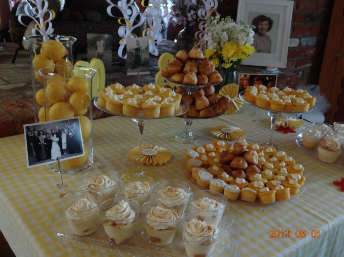 Granny's 80th Birthday Celebration and Catering