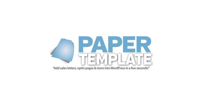 Paper Template Review