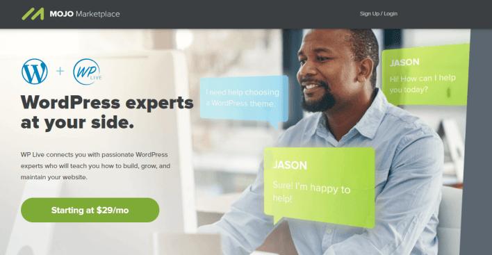 MOJO Marketplace Review WP Live Pro