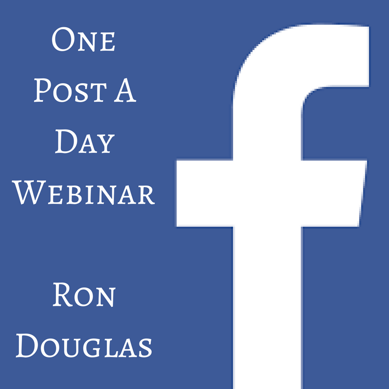 One Post a Day Webinar Review