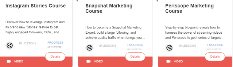 Instagreater Review Courses