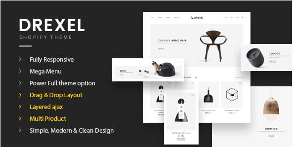 Drexel Shopify Theme