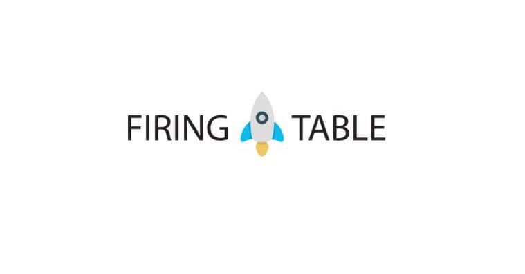 Firing Table