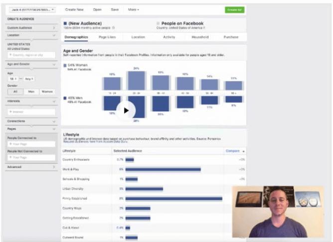 Kevin David Facebook Training for Shopify Ninja Masterclass
