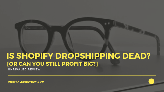 Is Shopify Dropshipping Dead [Or Can You Still Profit Big?]
