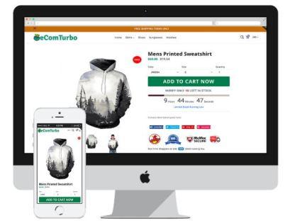 eCom Turbo Fast Loading Shopify Theme