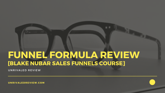 Funnel Formula Review [Blake Nubar Funnels Course]
