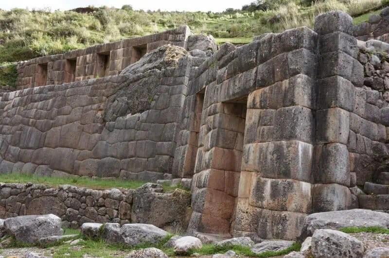 Tambomachay, Pérou, Cuzco, Vallée Sacrée
