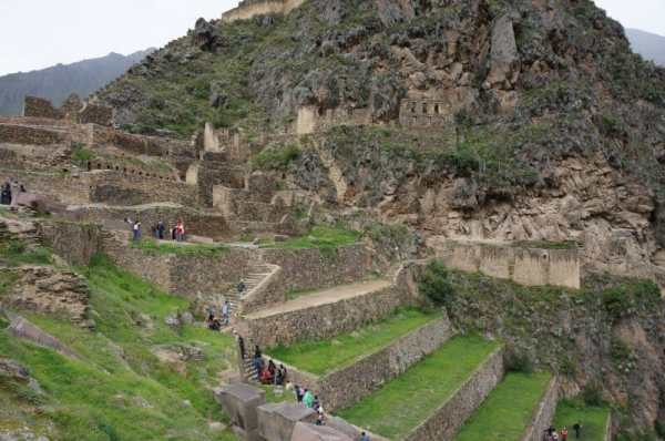 Ollantaytambo, Pérou, Cuzco, Vallée Sacrée