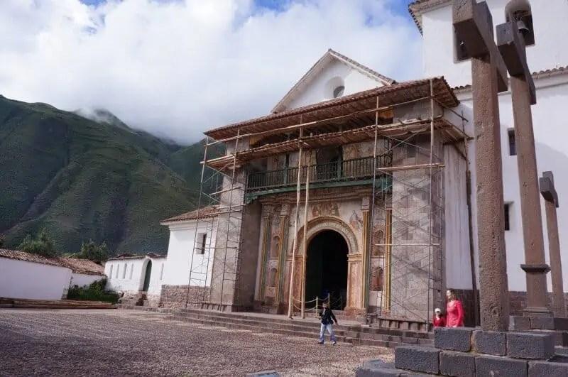 Chapelle d'Andahuayllas