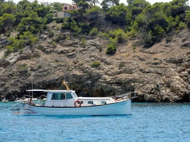 Menorquin, Ibiza