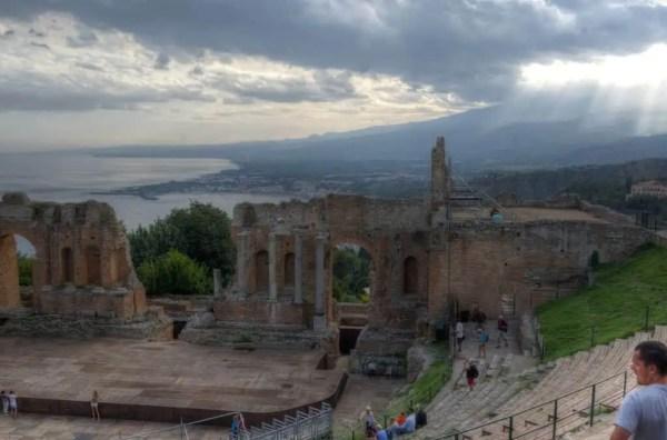 Voyager en Sicile, Taormina