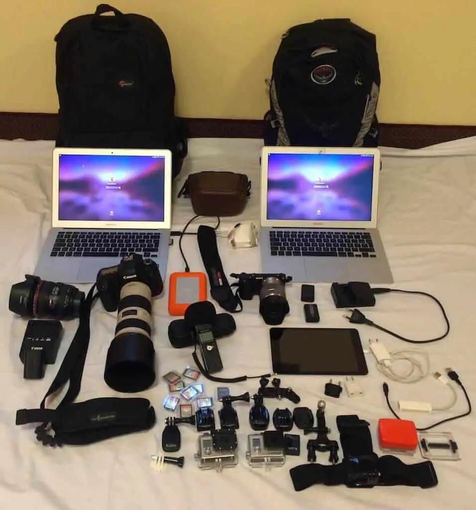 Equipement, matériel, vidéo, photo