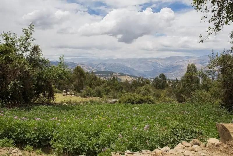 Wilcahuain, Huaraz, Pérou