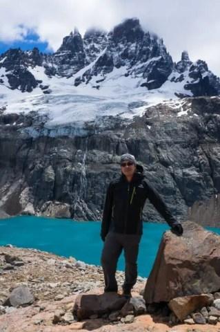 Patagonie, Chili, trek