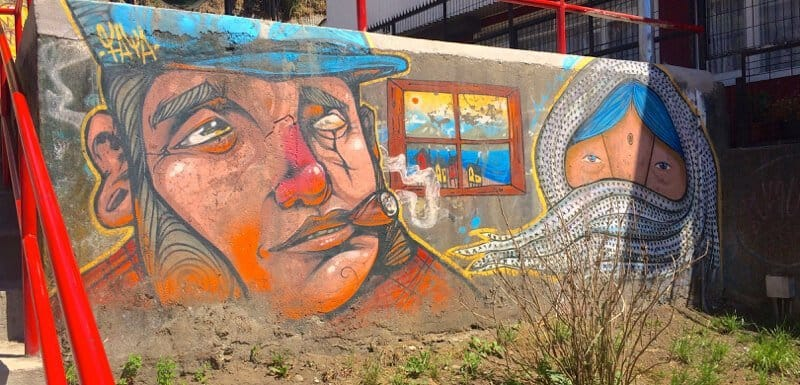 Chiloé, île, Chili