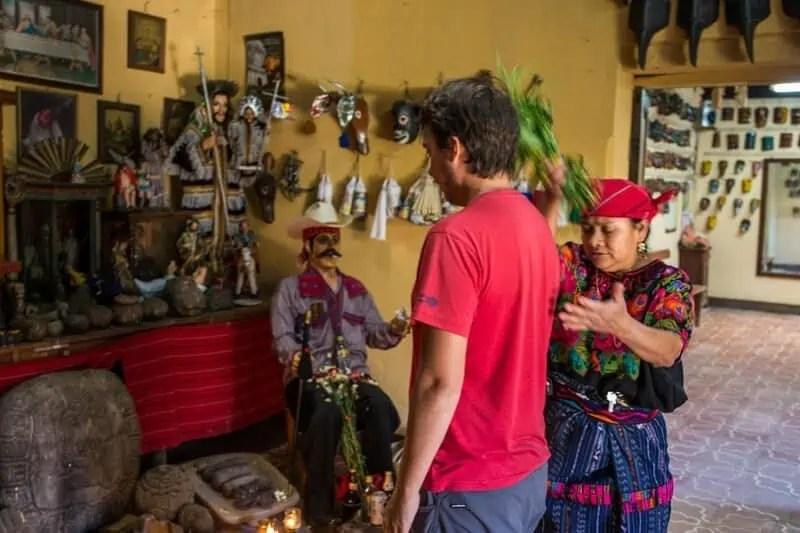 Guatemala, maya, guide spirituel, religion, Chichicastenango