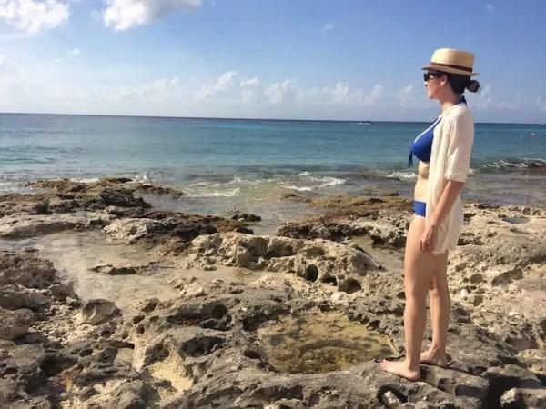 Mexique, impressions, voyage, plage