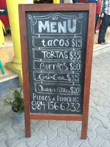 Mexique, impressions, voyage, gastronomie