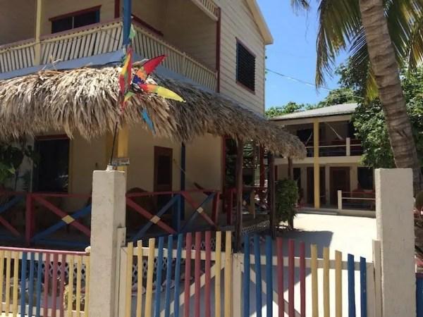 Caye Caulker, Belize, Amerique latine