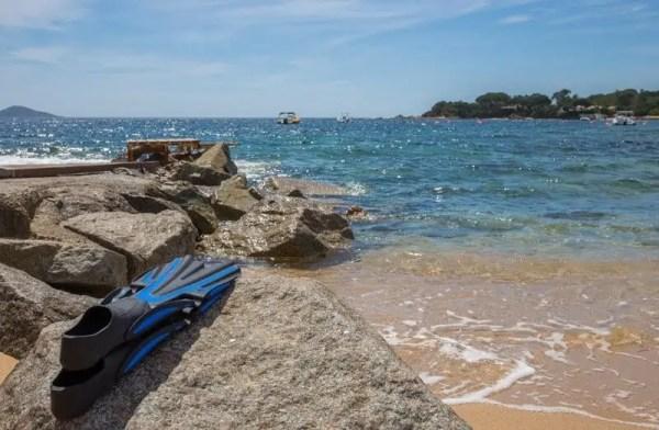 Ajaccio, Corse, Roadtrip, plongée