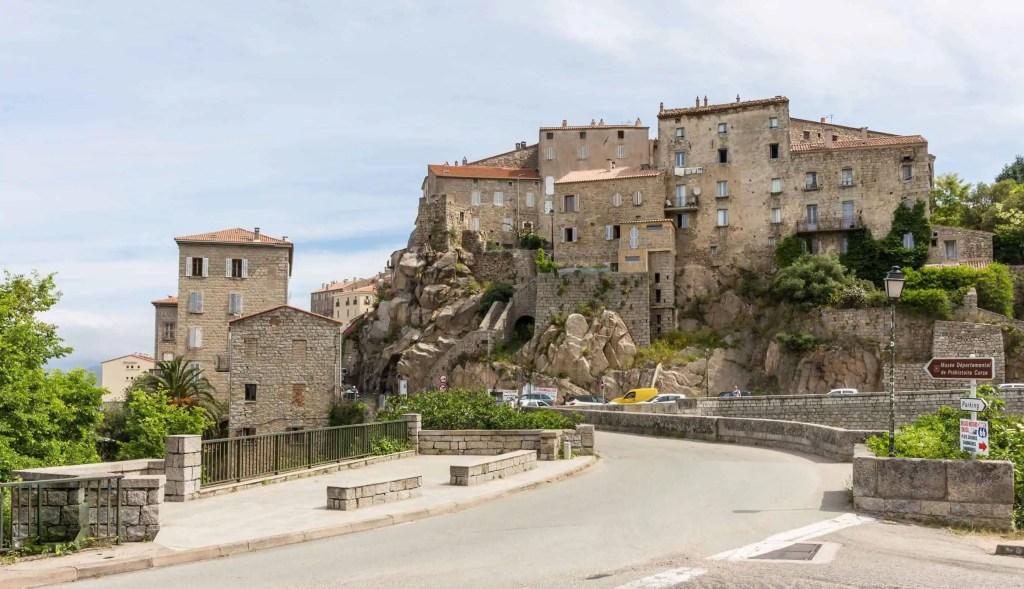 Sartene, Corse, Roadtrip